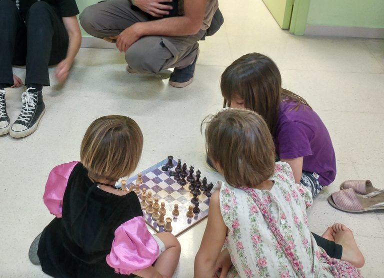 Acompanyament d'infants